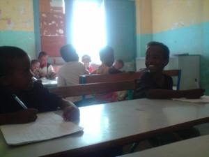 Eleves primaire-Djibouti