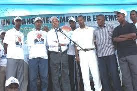 La candidat Mohamed W Ragueh